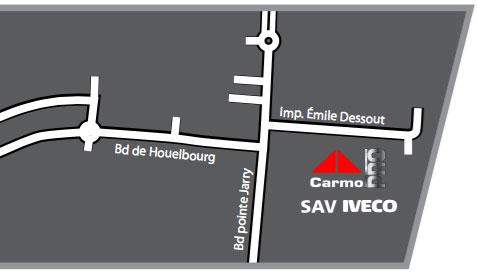 Carmo PRO reste ouvert pendant le confinement.