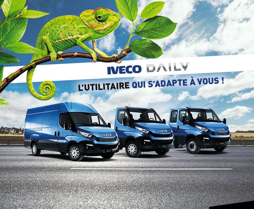 IVECO Daily décroche le prix du Véhicule utilitaire de l'année