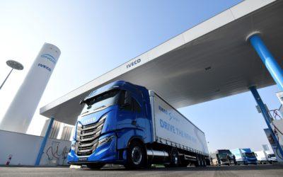 ENGIE Solutions et IVECO s'engagent pour mettre le gaz naturel véhicules au cœur de la transition vers une mobilité plus propre