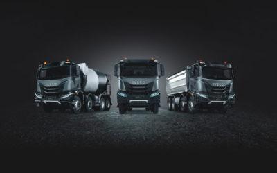 Nouvel IVECO T-WAY : le véhicule le plus robuste conçu pour les missions chantier les plus extrêmes